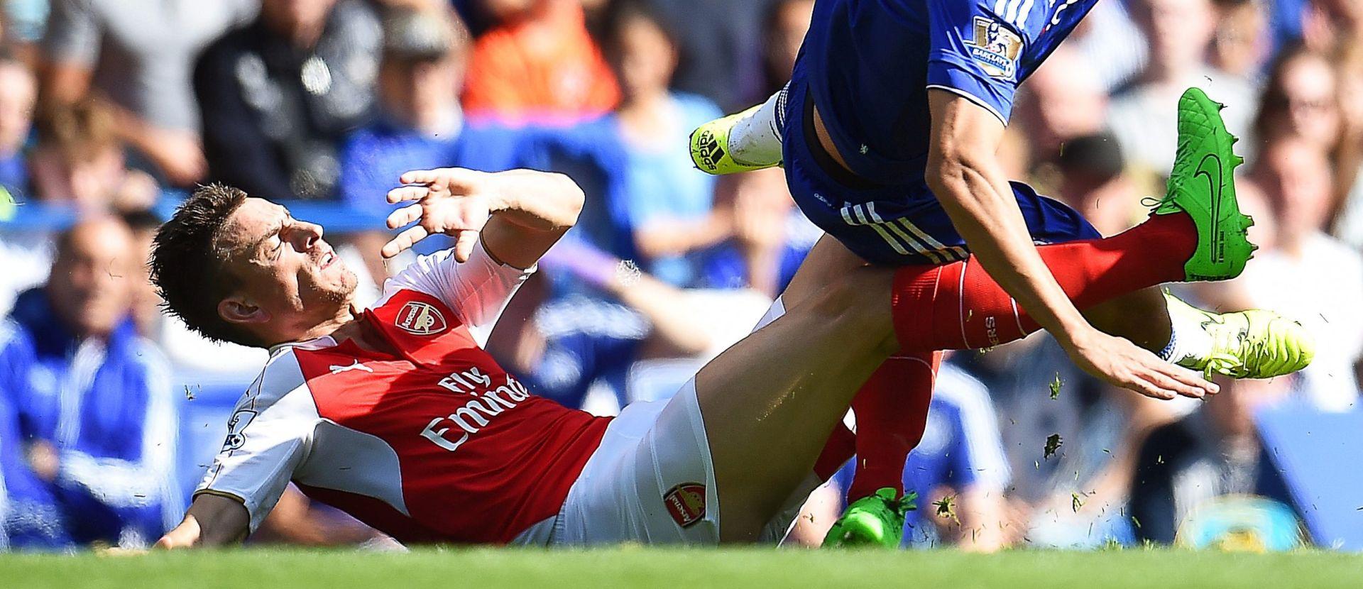 'MODRI' NE LEŽE WENGERU Chelsea – Arsenal 2:0