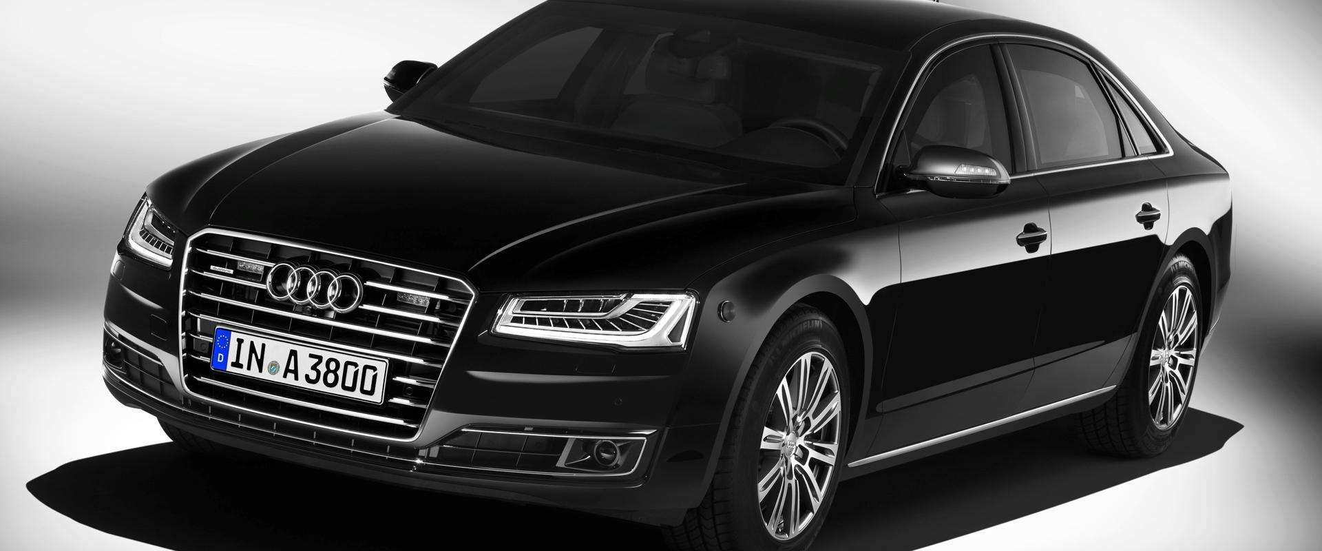 Neosvojiva tvrđava: Audi A8 L Security