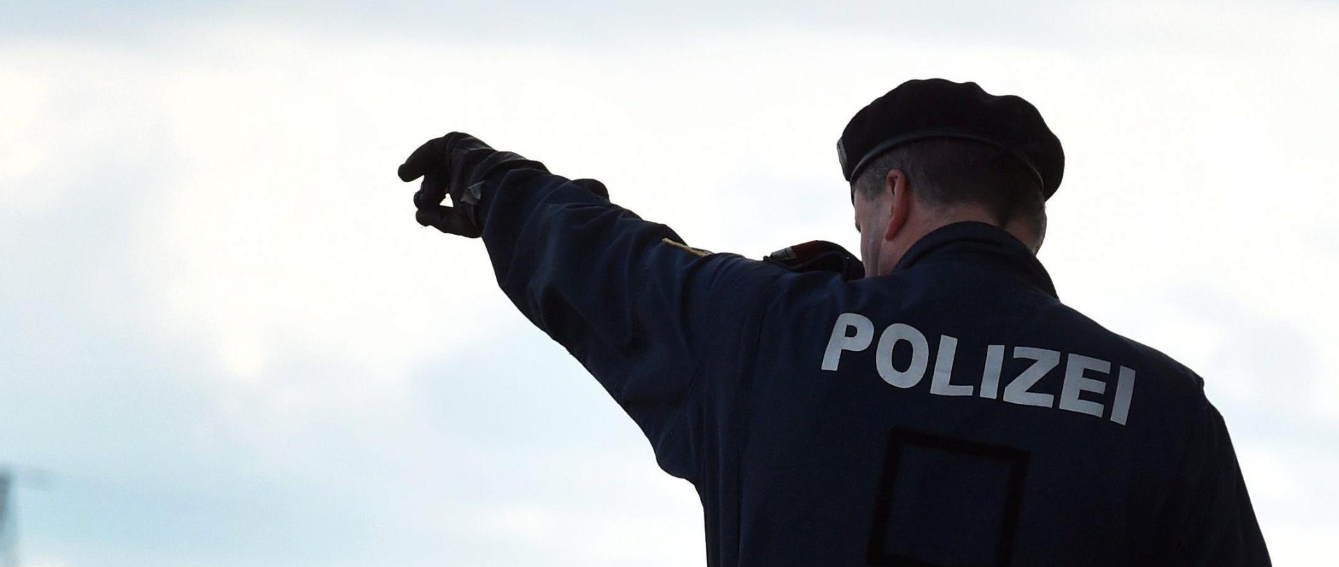 SPRINT U SPIELFELDU Izbjeglice kojima je odbijen ulaz probili se u Austriju