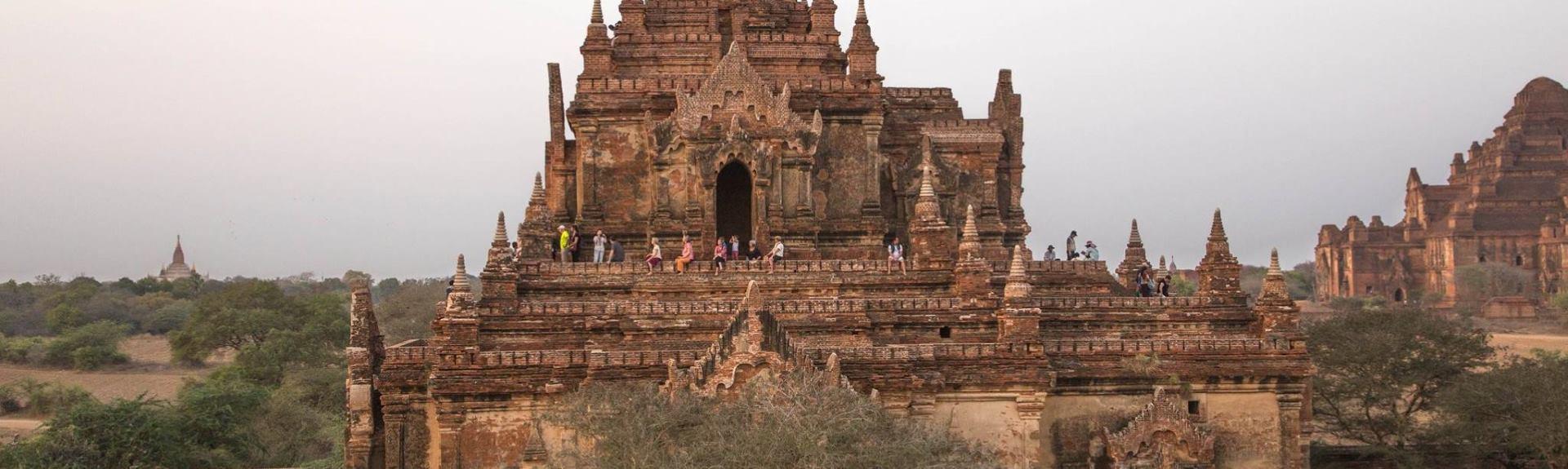 VIDEO: Pogledajmo područje budističkog grada Bagana