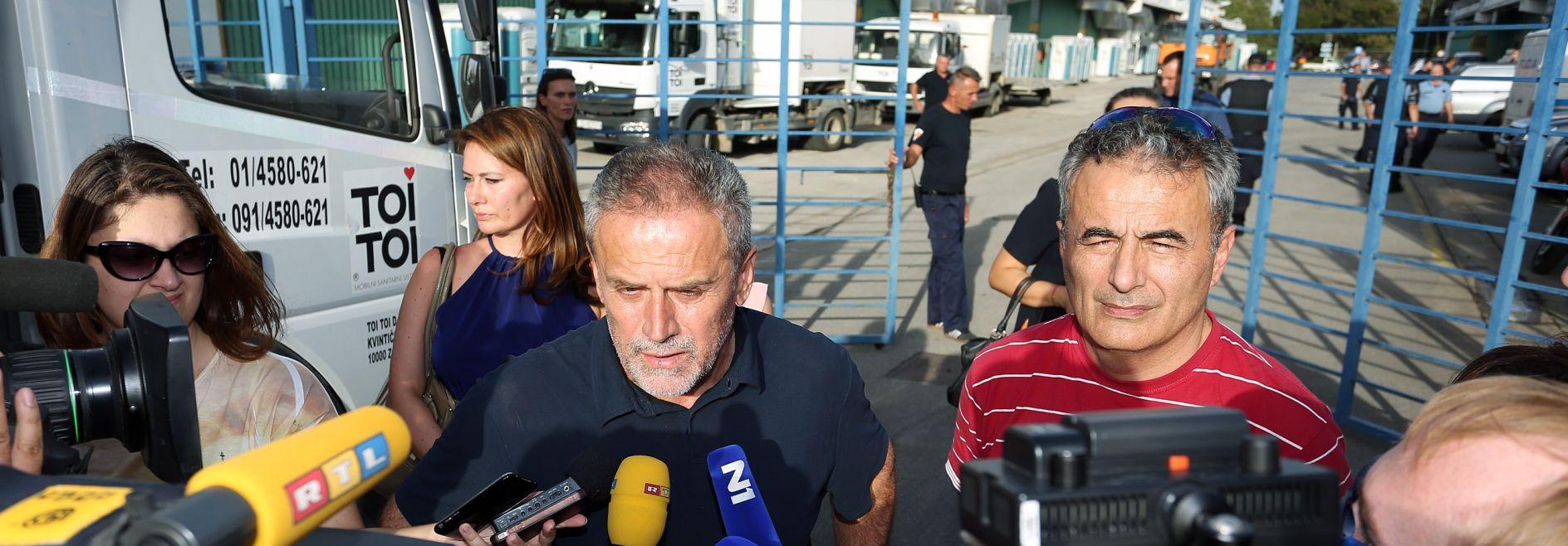 BANDIĆ: Zagreb spreman, na Velesajmu možemo primiti 1200 izbjeglica