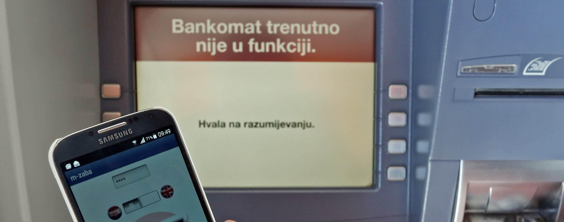 HAKERSKI NAPAD: HT još otklanja probleme, ne rade bankomati, ne primaju se kartice