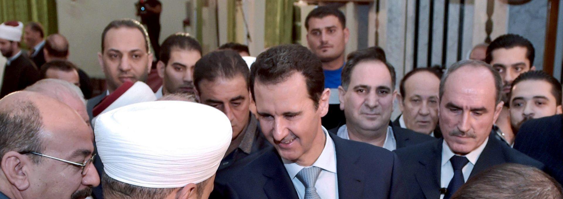 UZ PODRŠKU RUSIJE Asad spreman održati izbore ako to želi sirijski narod