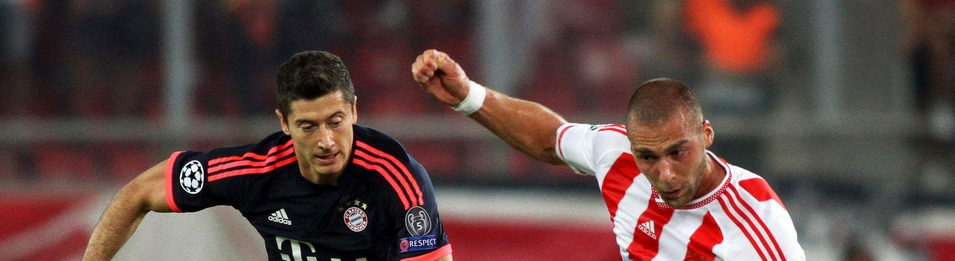 LIGA PRVAKA Bayern pokorio Atenu, Roma neporažena protiv Barce