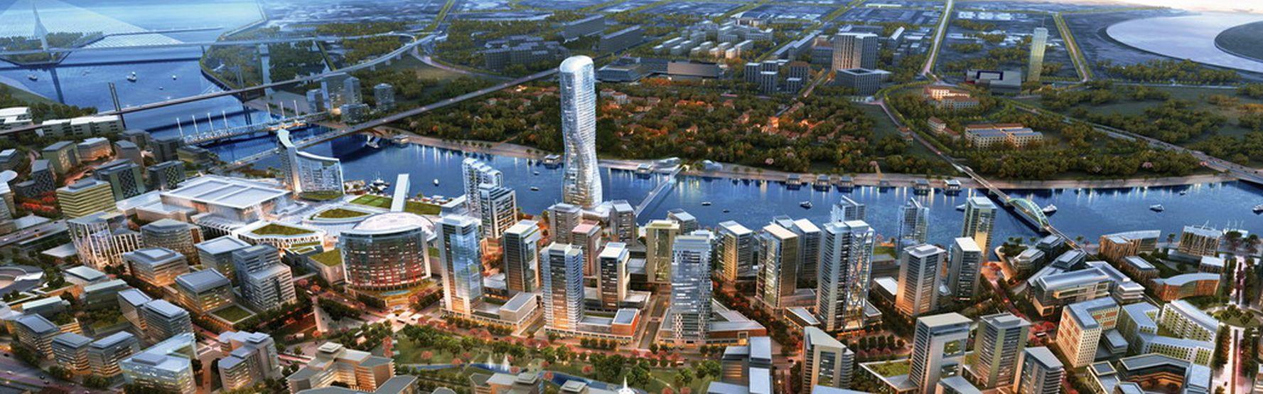 UZ PROSVJEDE Započet projekt Beograd na vodi vrijedan 3,5 milijarde eura