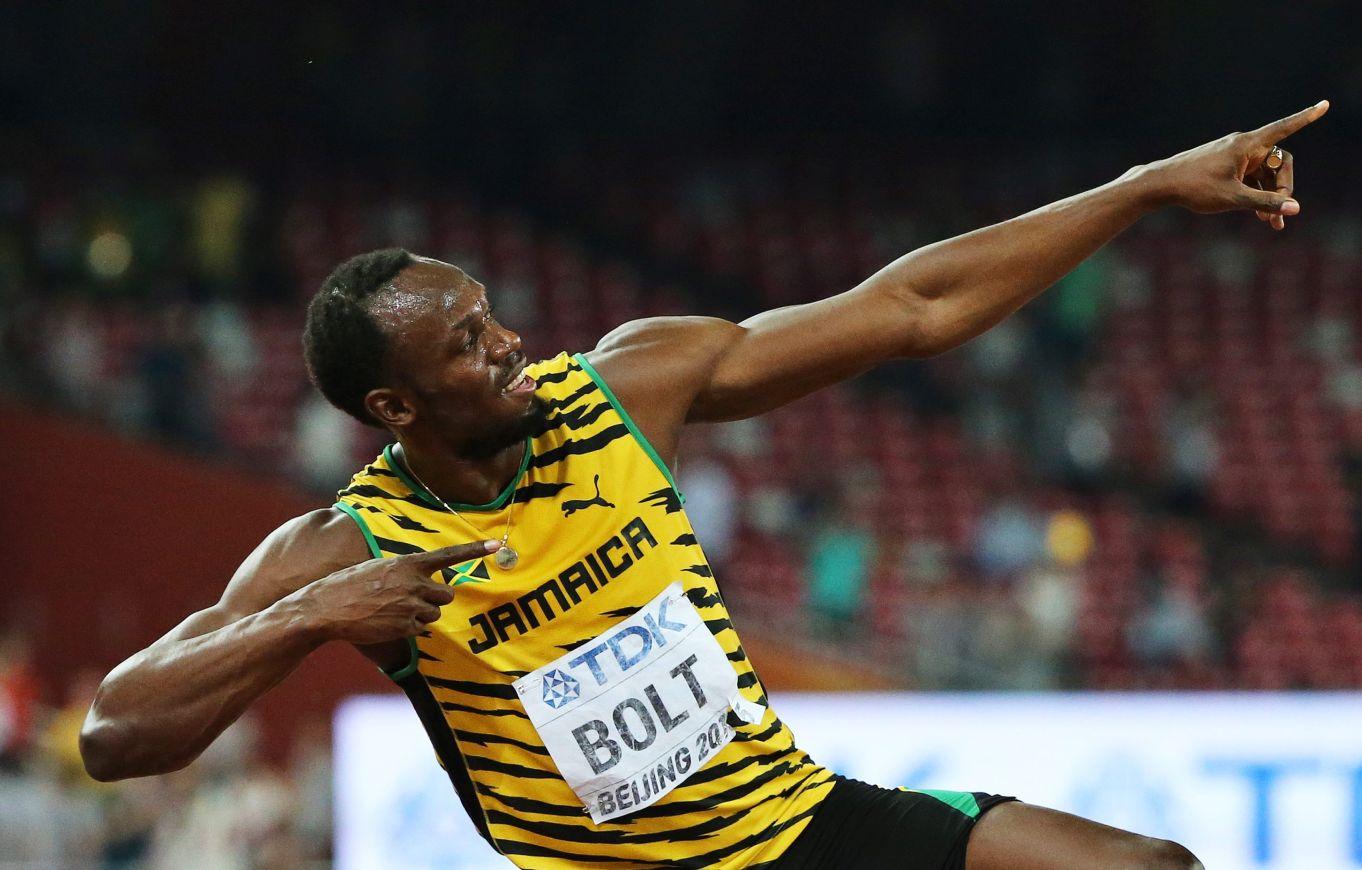 "OI Rio: Bolt kompletirao treći ""hat-trick"""
