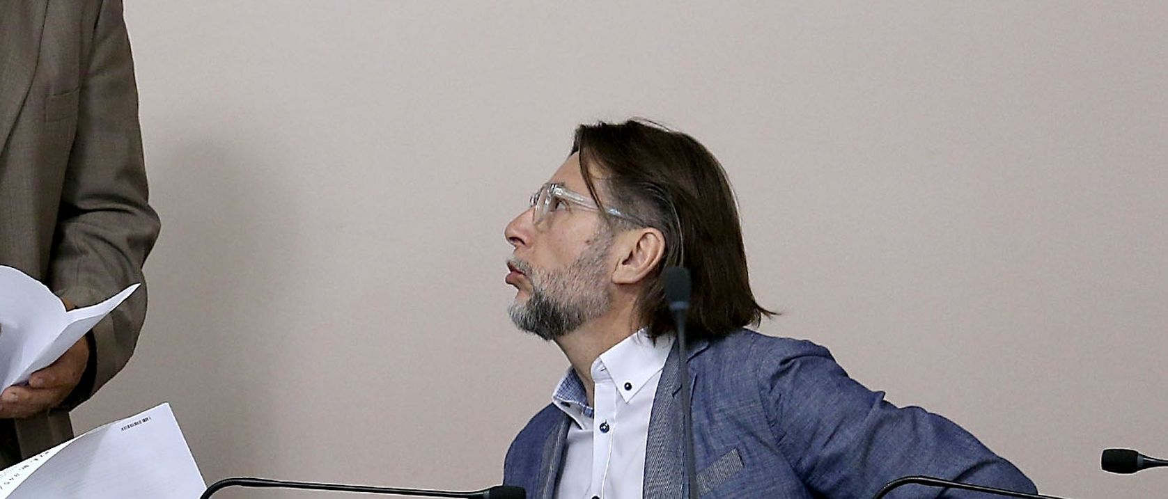 PEKING Saborski zastupnik Branko Vukšić usred otmice zrakoplova