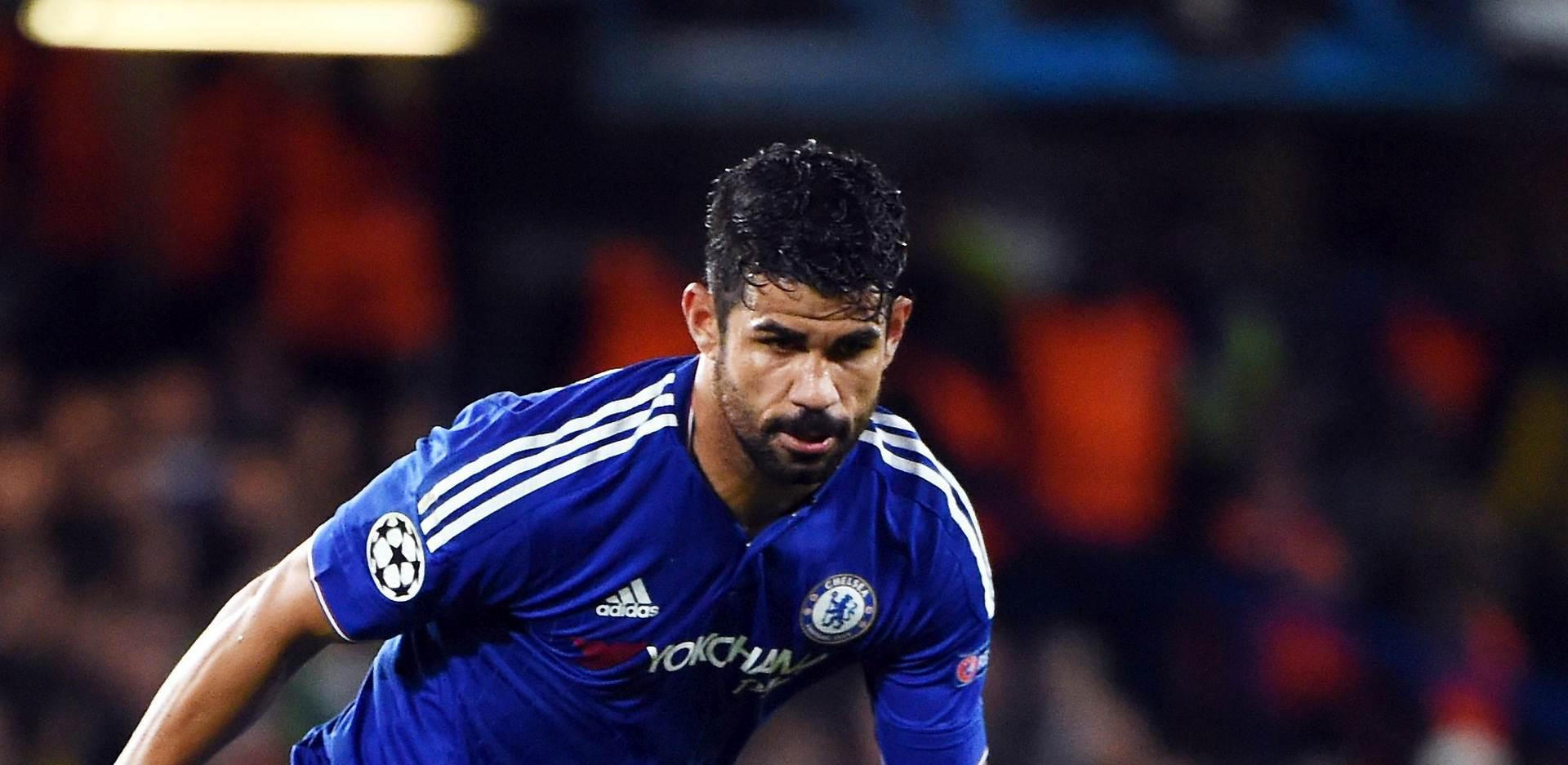 """CONTE """"Costa je jedan od najboljih napadača svijeta"""""""