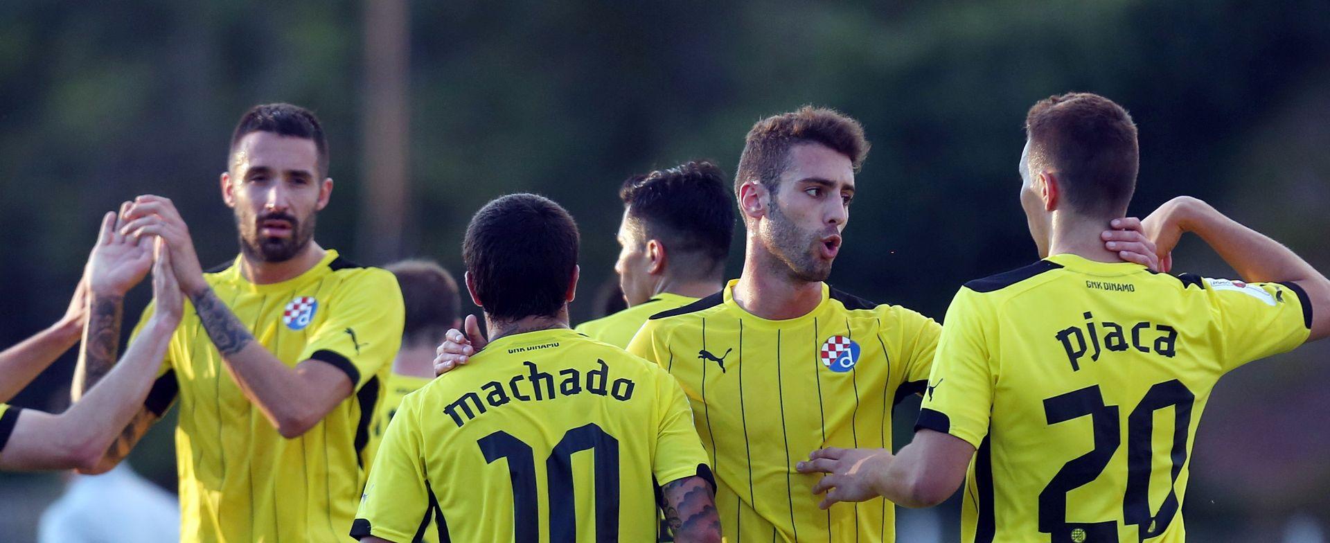 NEMILOSRDNO PRESLUŠAVANJE Dinamo s 4-0 deklasirao 'mlađu sestru' Lokomotivu