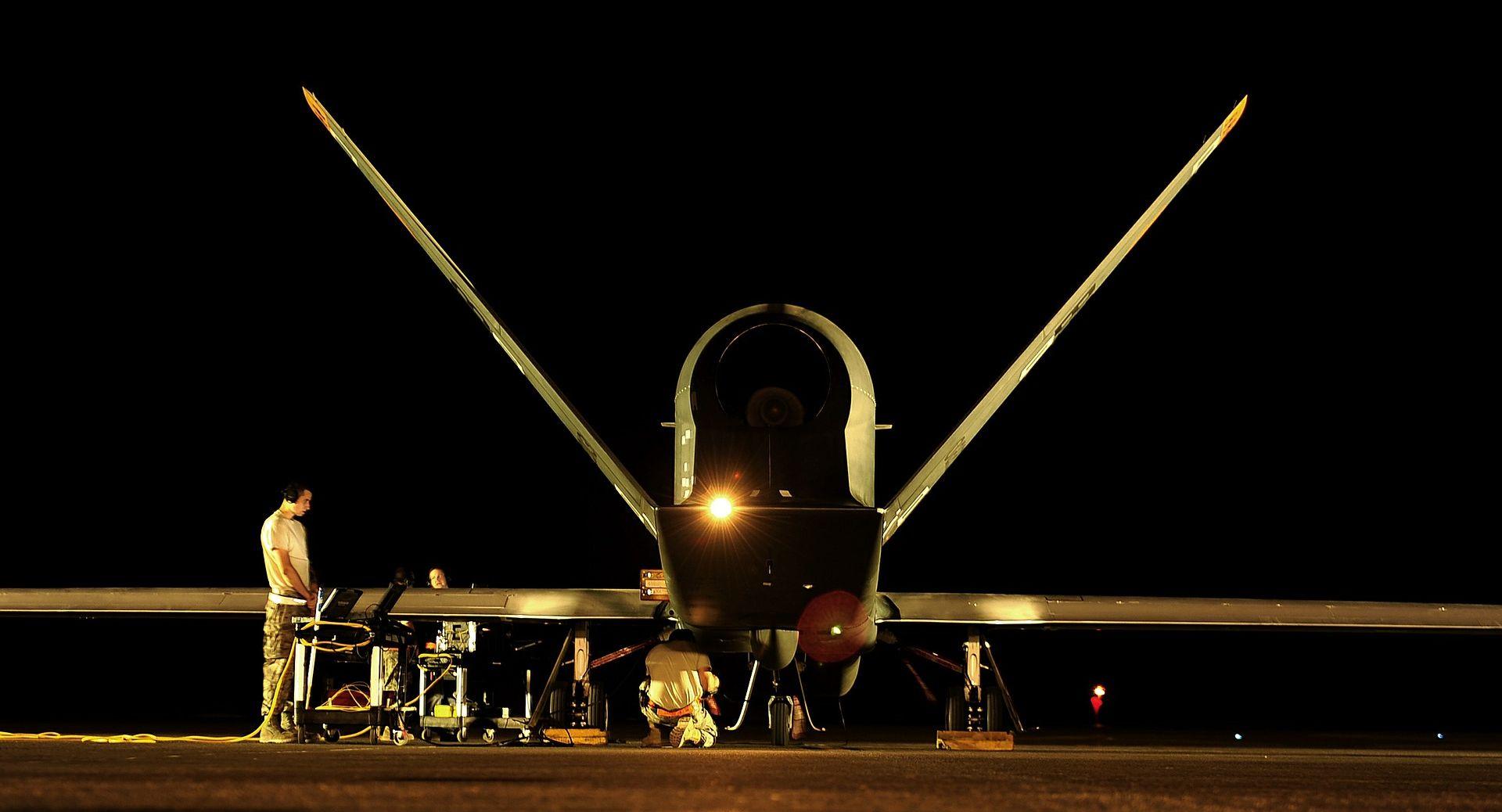 Sirijska vojska koristi ruske bespilotne letjelice