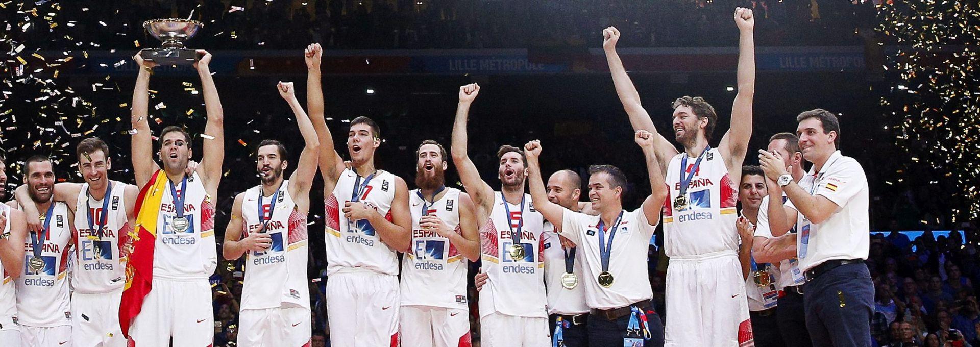 LAKOĆA POBJEĐIVANJA EuroBasket – Španjolcima Pau Gasola treće zlato