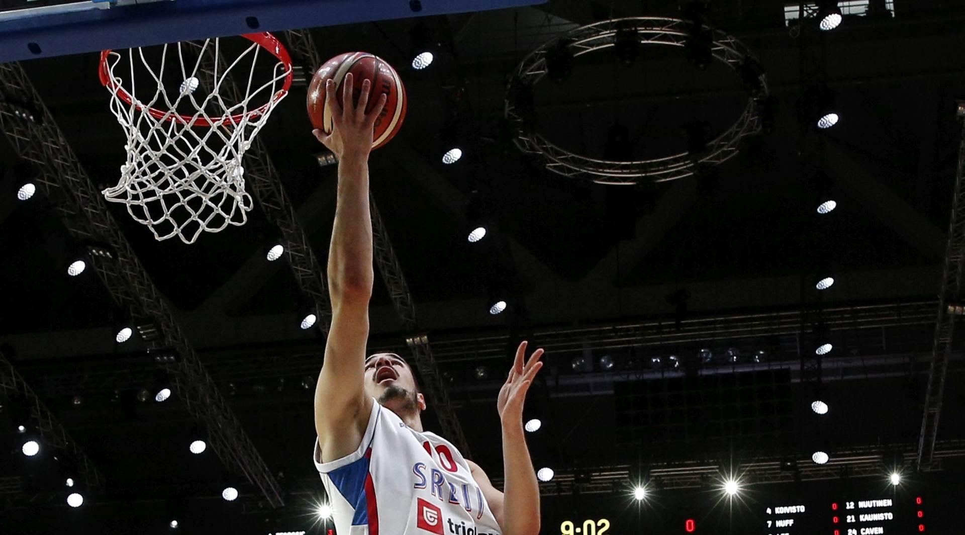 EuroBasket: Srbija – Finska 94-81