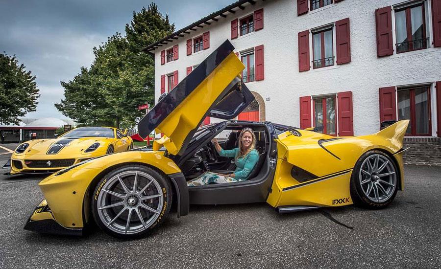 IZVRŠNI ŠEF Googlea supruzi poklonio Ferrari sa 1050 KS!