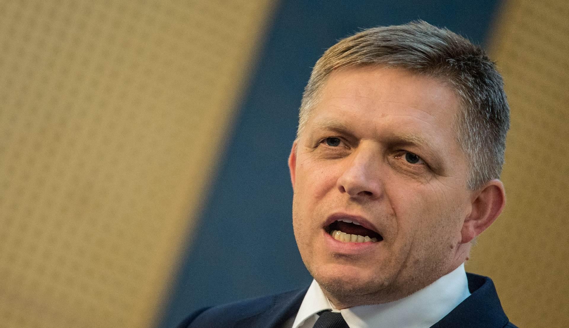 Bivši slovački premijer Fico izazvao zgranutost trivijalizacijom rasizma
