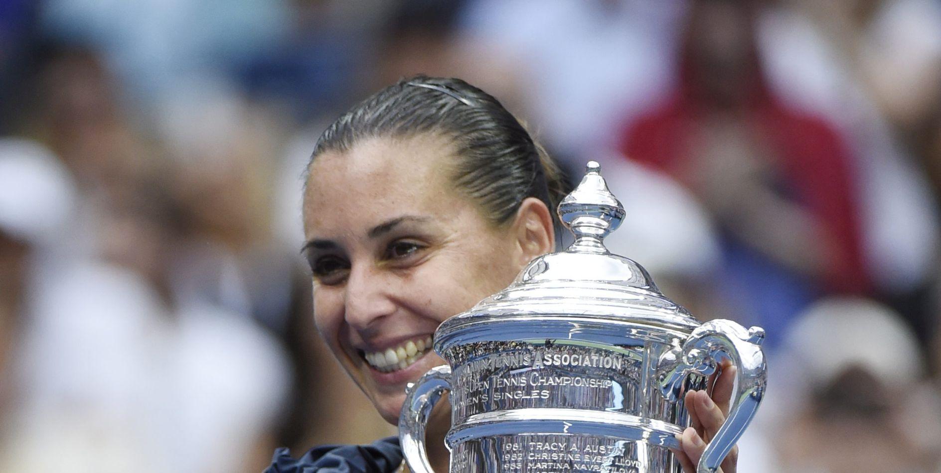 ODLAZAK U STILU Pennetta osvojila US Open i oprostila se od tenisa