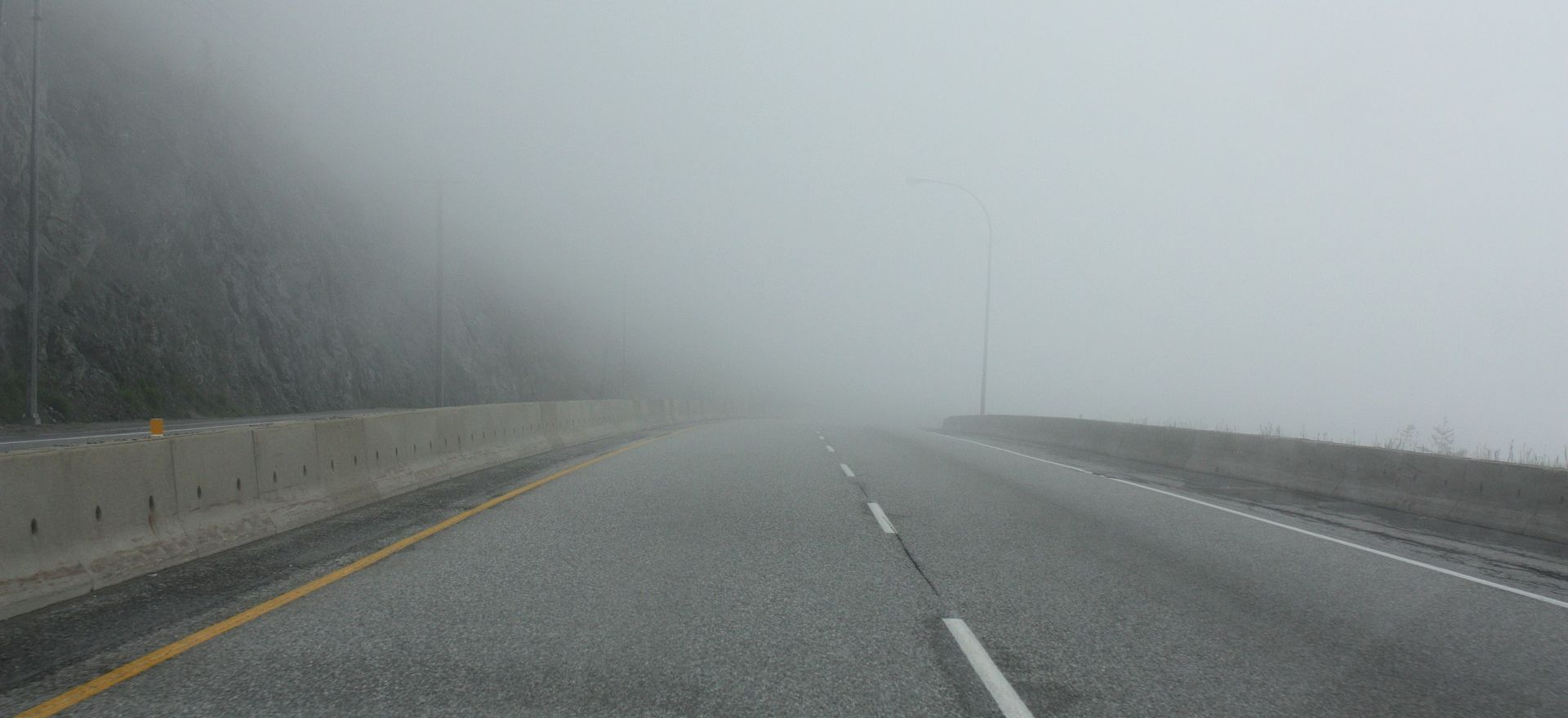 HAK Magla smanjuje vidljivost i usporava vožnju u Lici i na A1