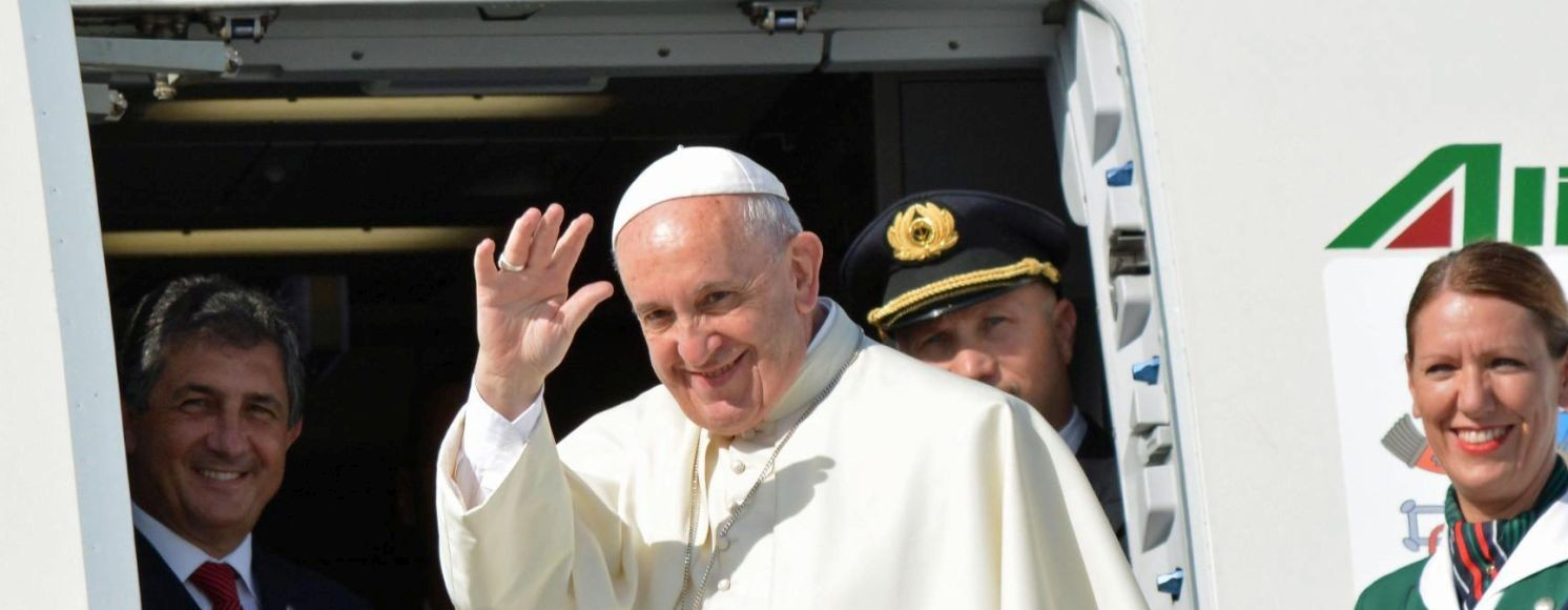 VIDEO: Papa Franjo nalazi se u posjetu Meksiku