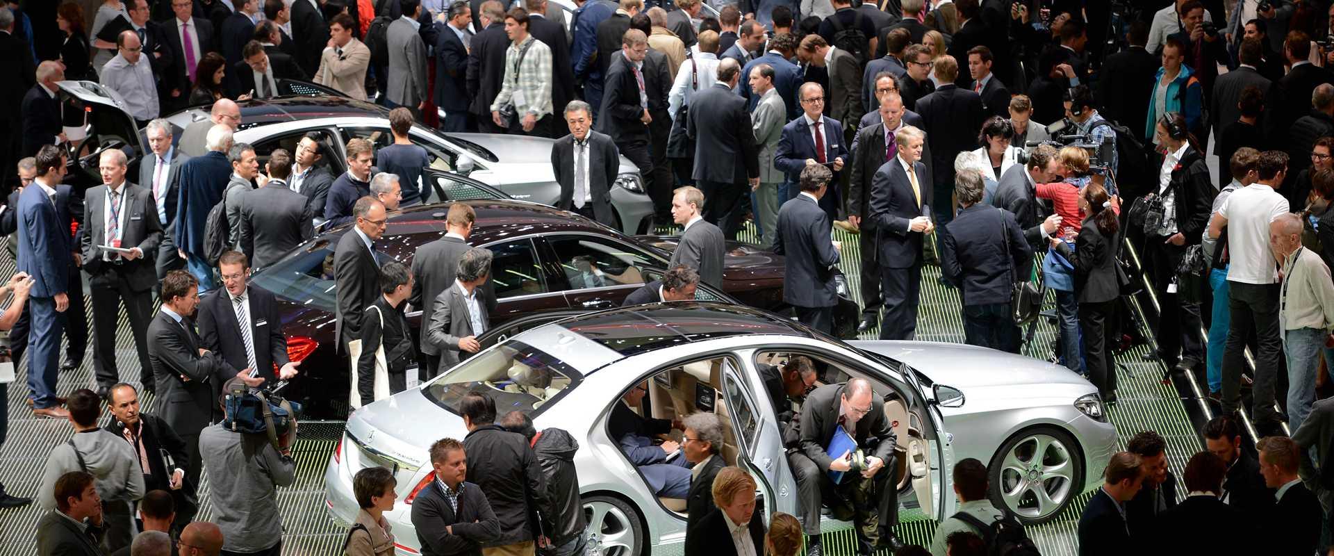Vodič za frankfurtski salon automobila 2015.