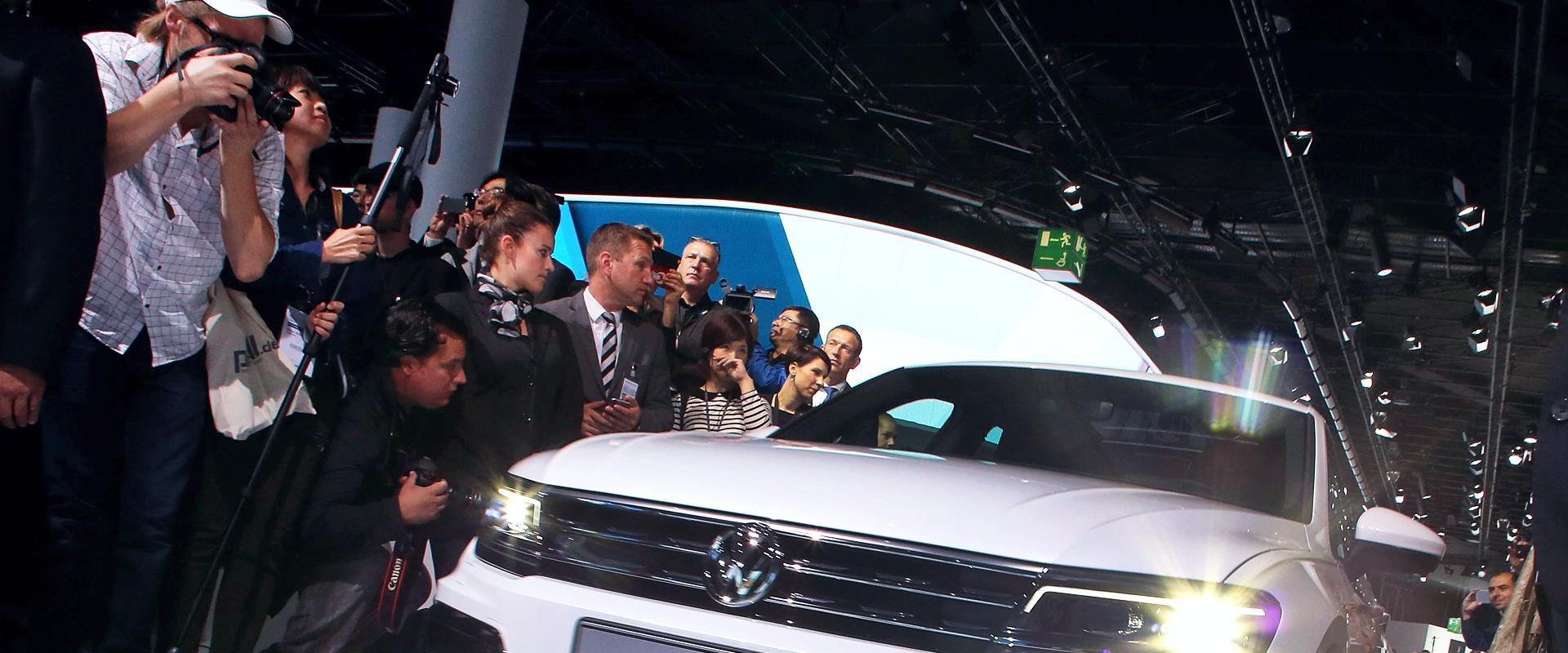GALERIJA: Premijere auto-salona u Frankfurtu 2015.
