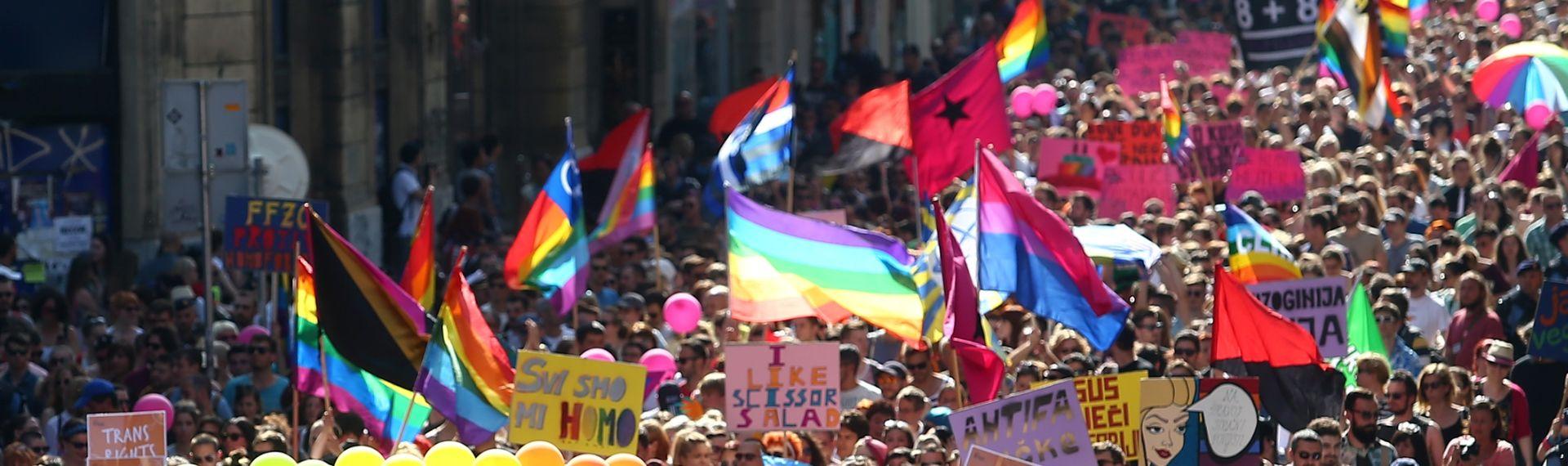 BEOGRAD: U nedjelju Parada ponosa i Trans parada