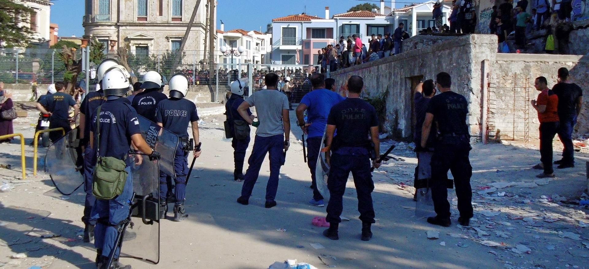 Europol će tragati za članovima Islamske države u grčkim izbjegličkim logorima