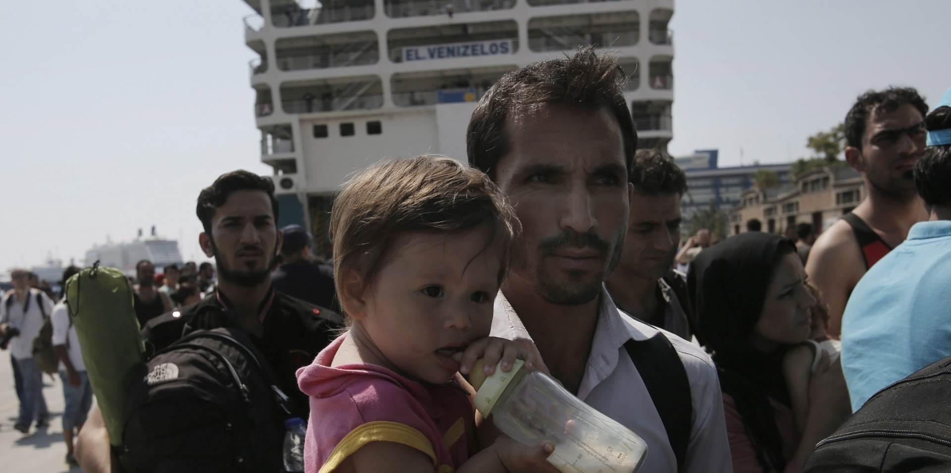 PRIJETI NOVI VAL: Srbija očekuje 20,000 imigranata