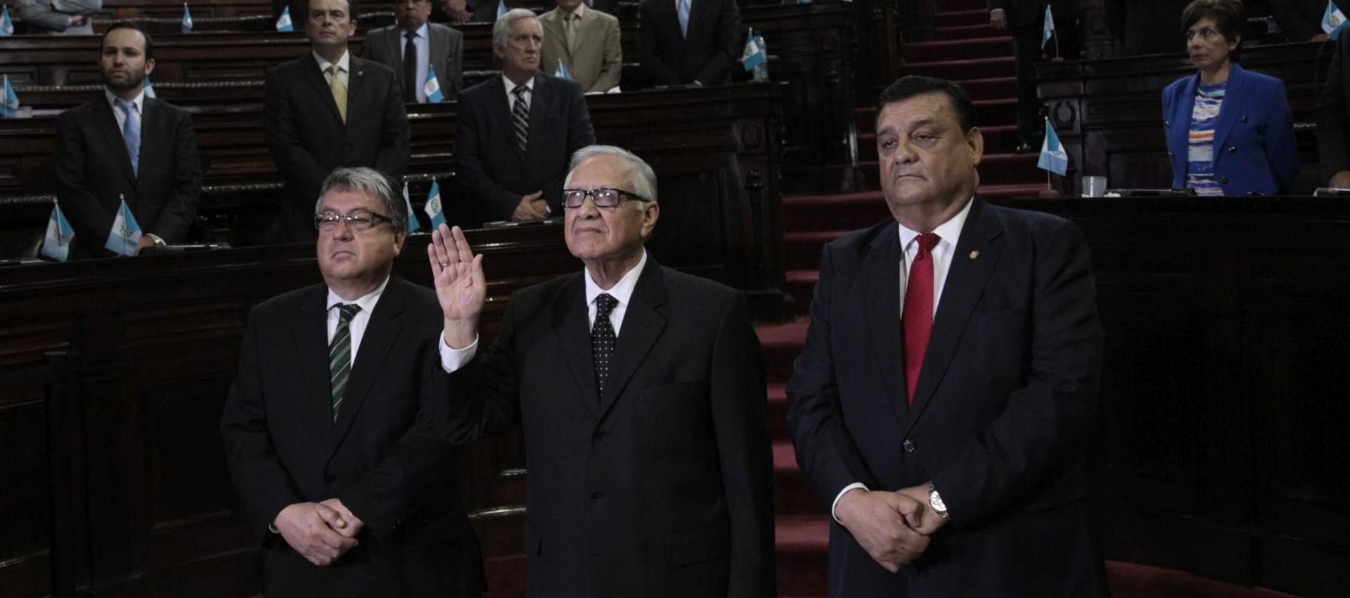 KRAJ POLITIČKE KRIZE: Maldonado novi predsjednik Gvatemale, Perez u pritvoru