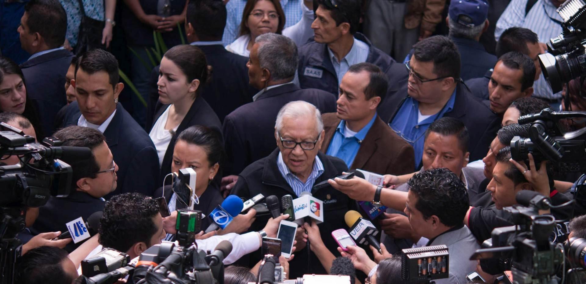 PREDSJEDNIK I KOMIČAR: Gvatemala polaže nadu u atipičnog kandidata