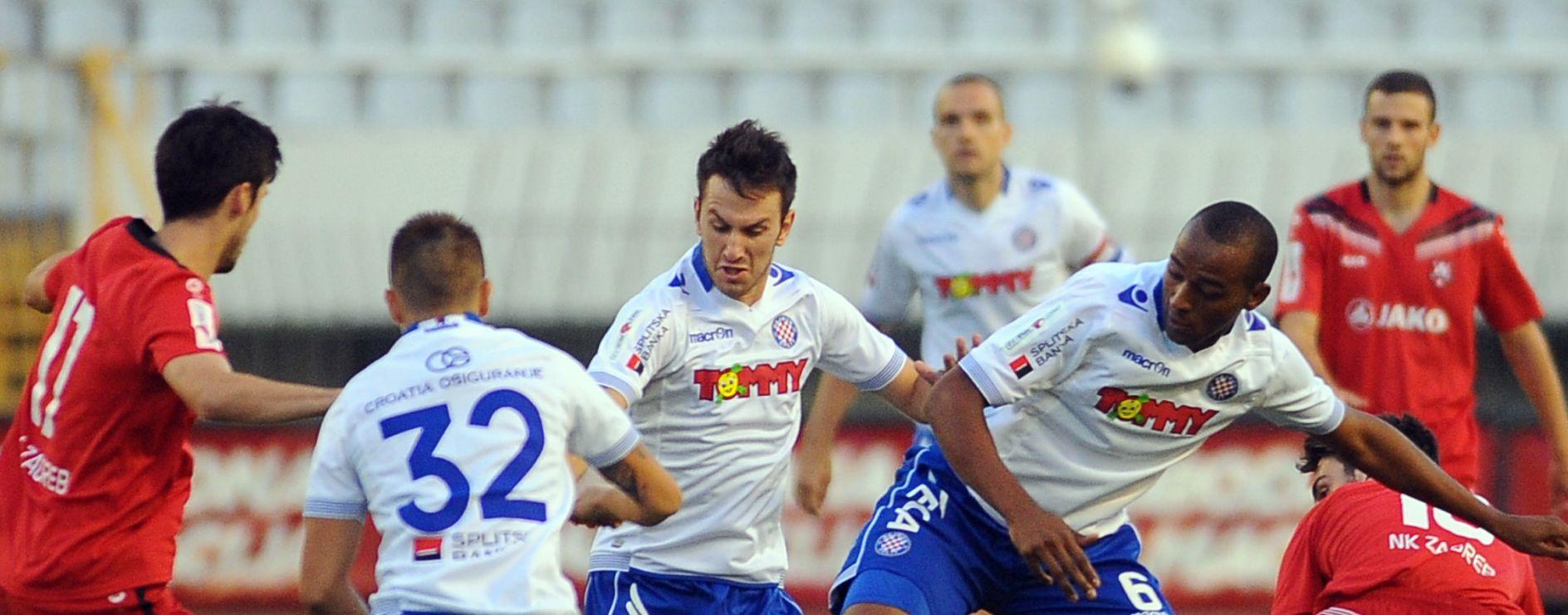 A SAD DINAMO… HNL: Hajduk – Zagreb 1-0