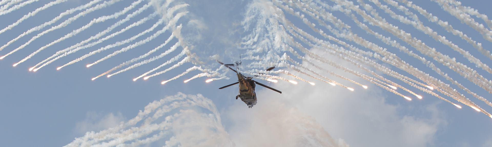 U Turskoj se srušio vojni helikopter