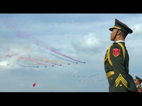VIDEO: VELIKI VOJNI MIMOHOD U PEKINGU Kineski predsjednik najavio smanjivanje vojske