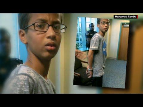 Muslimanski tinejdžer u Teksasu uhićen jer je škola mislila da je njegov sat – bomba