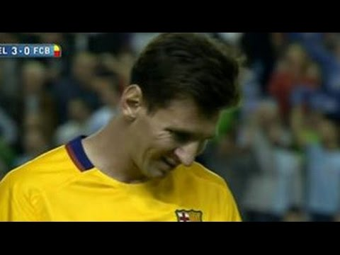 VIDEO: CELTA 'RAZBILA' BARCU Četiri komada u golu ter Stegena
