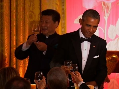 VIDEO: Pogledajte Obaminu zdravicu Xi Jinpingu