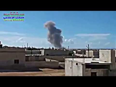 VIDEO: SNIMKE RUSKIH ZRAČNIH NAPADA U SIRIJI Rusi: Napadamo ISIS; Amerikanci: Napali su pobunjenike