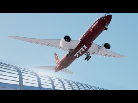 VIDEO: UPOZNAJTE BOEING 777-9X Biti će najveći putnički zrakoplov ikad
