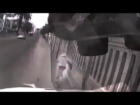 VIDEO Čileanka mirno šetala i zamalo je poklopio …