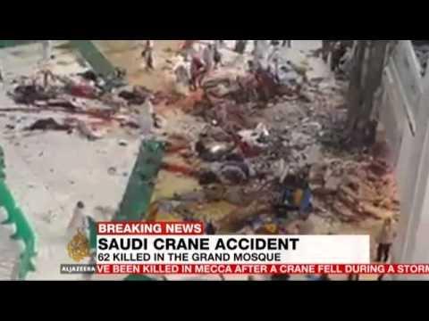 UZNEMIRUJUĆI VIDEO: Najmanje 87 mrtvih vjernika i turista u Velikoj džamiji u Meki