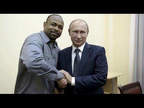 VIDEO: Putin odobrio rusko državljanstvo boksaču Royu Jonesu