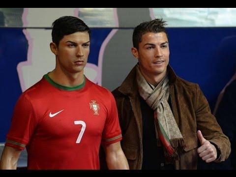 VIDEO: LJUBAV NA PRVI POGLED Cristiano Ronaldo naručio svoj voštani kip 'za po doma'