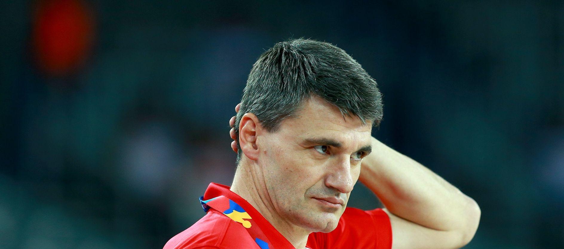 TAKO RADE GENTLMANI Velimir Perasović podnio ostavku nakon debakla