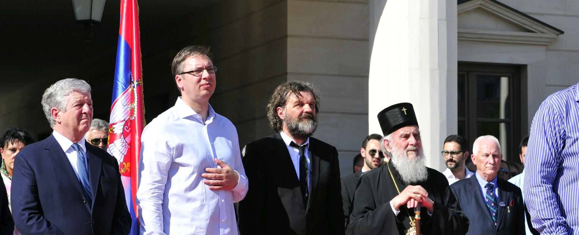 SRPSKI PATRIJARH IRINEJ: Papa može posjetiti Srbiju, ali je rano za posjet SPC-u