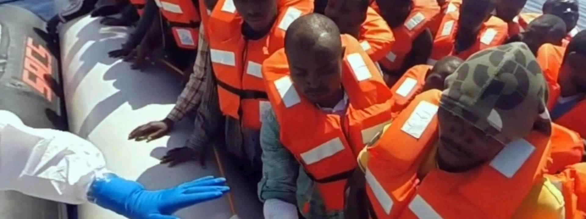 UDARILI U TRAJEKT: Kod Turske se utopilo 13 migranata