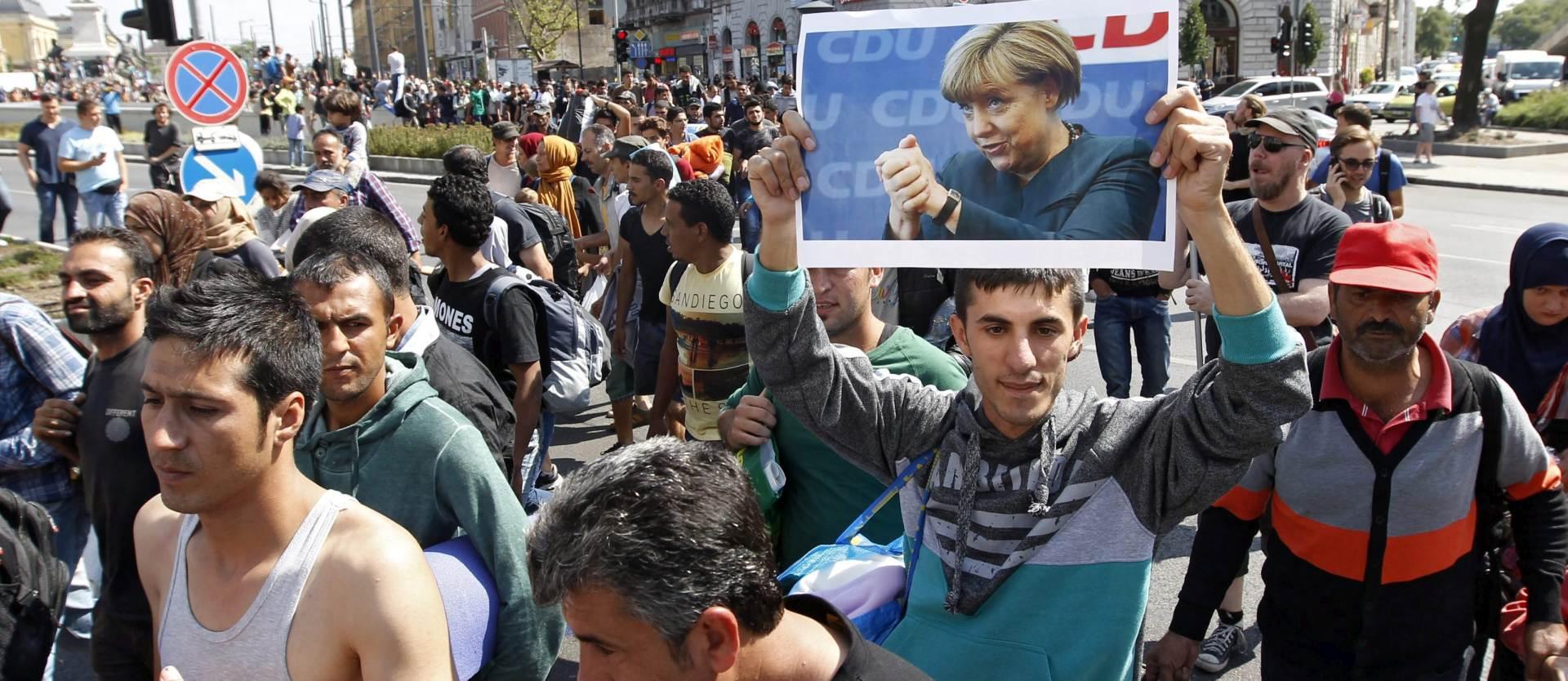 Njemačka može primiti pola milijuna izbjeglica godišnje