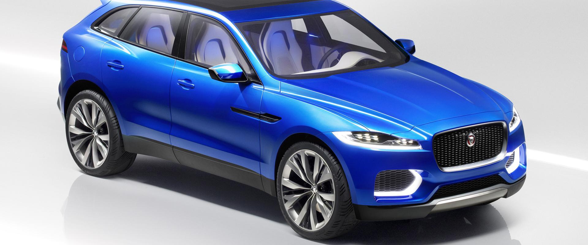 Prvi Jaguarov crossover spreman za Frankfurt