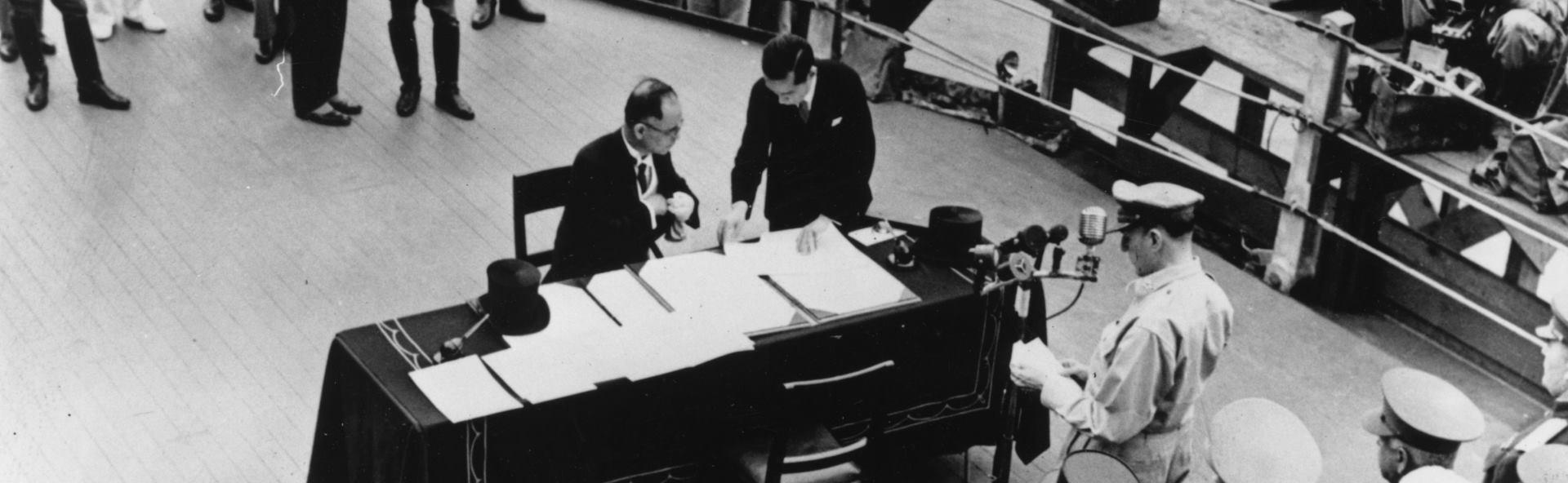 VIDEO: Japan prije 70 godina potpisao predaju u Drugom svjetskom ratu