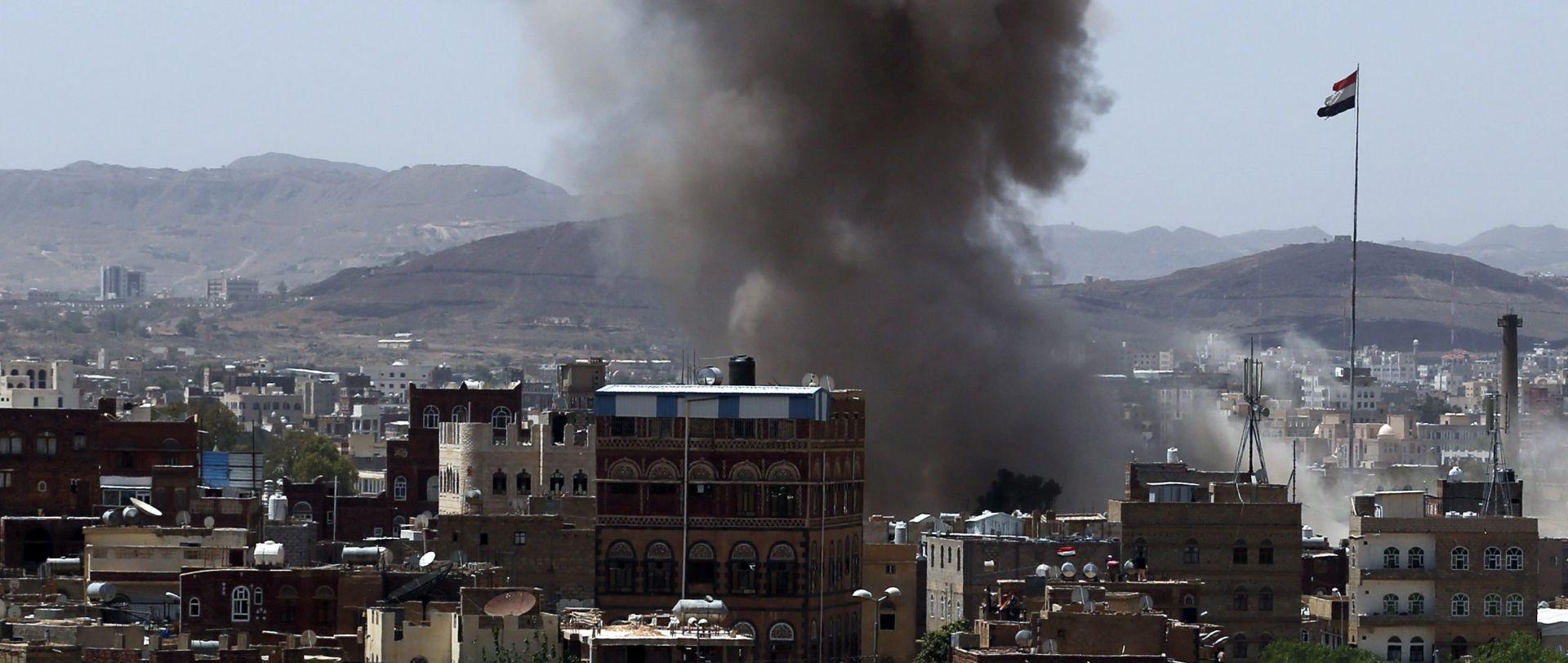 JEMEN 23 pobunjenika i 5 civila ubijeno u zračnom napadu koalicije