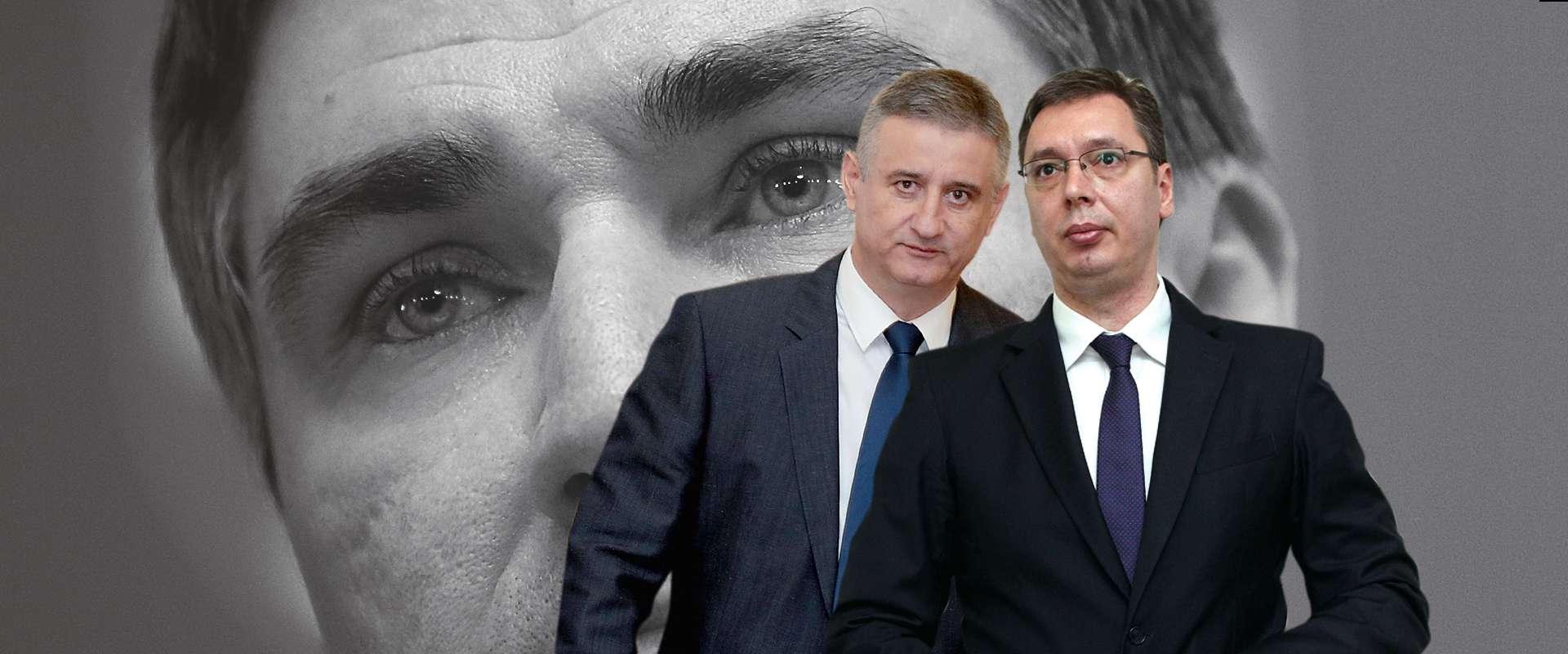 EKSKLUZIVNO Tajna susreta Vučića i Karamarka