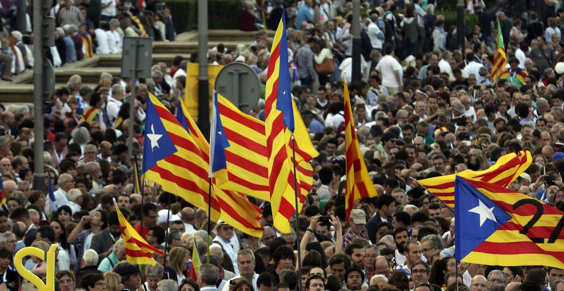 """ZABRANA UNOŠENJA 'ESTELADE' NA CALDERON Barcelona: """"Ovo je napad na naše navijače"""""""