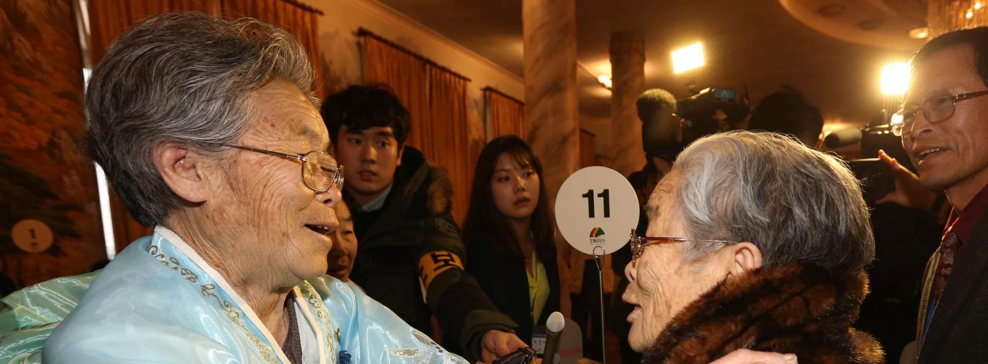 KORAK NAPRIJED: Sjeverna i Južna Koreja dogovorile održavanje susreta članova razdvojenih obitelji